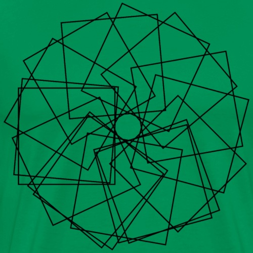 runde Sache Kreativ Workshops Design - Männer Premium T-Shirt