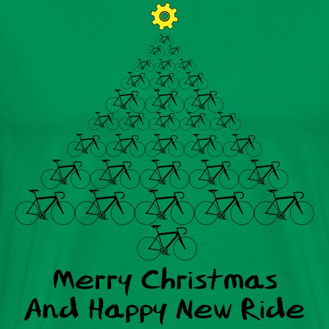 Merry christmas and happy new ride