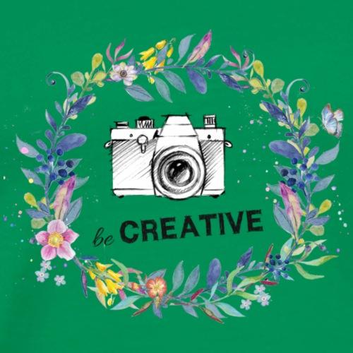 be creative by ManuelaSfotografie-de - Männer Premium T-Shirt