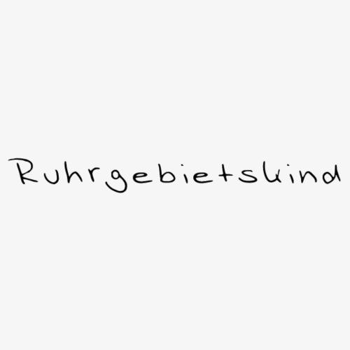 Ruhrgebietskind - Männer Premium T-Shirt