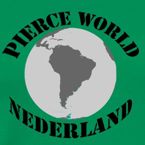 Pierceworld - Mannen Premium T-shirt