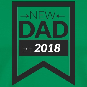 NEW DAD 2018 - Men's Premium T-Shirt