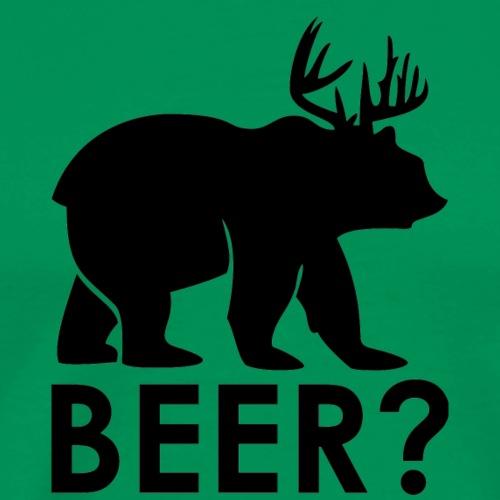 Beer? - Maglietta Premium da uomo