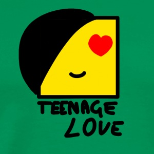 Emo Boy: Teenage Love - Men's Premium T-Shirt