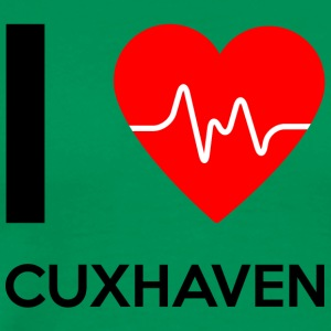 I Love Cuxhaven - I Love Cuxhaven - Men's Premium T-Shirt