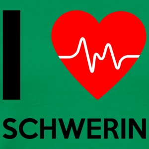 I Love Schwerin - I Love Schwerin - Men's Premium T-Shirt