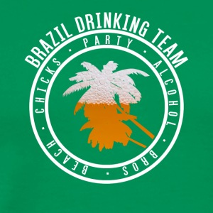 Shirt party holiday - Brazil - Men's Premium T-Shirt
