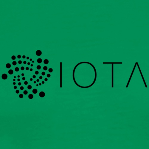 iota logo - Männer Premium T-Shirt