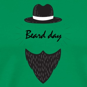 Beardday - T-shirt Premium Homme