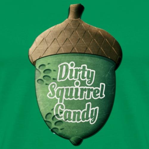 Squirrel Candy - Men's Premium T-Shirt