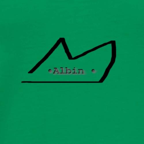 • Albin • 2 - Men's Premium T-Shirt