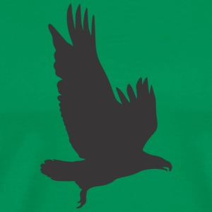 DARK EAGLE - Herre premium T-shirt