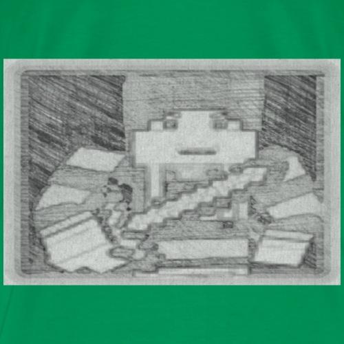 spvps - Premium T-skjorte for menn