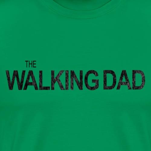 The Walking Dad - Männer Premium T-Shirt
