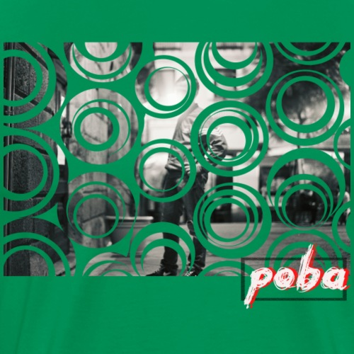 Sguboantibus POBA.INC - Maglietta Premium da uomo