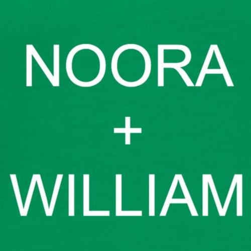 NOORA_WILLIAM314 - Premium T-skjorte for menn