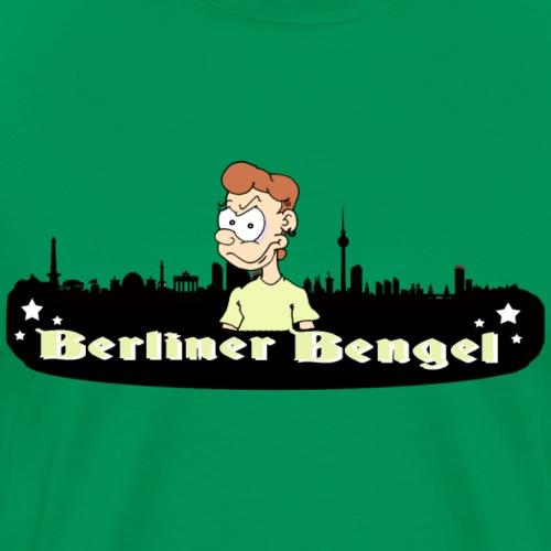 Berliner Bengel - Männer Premium T-Shirt