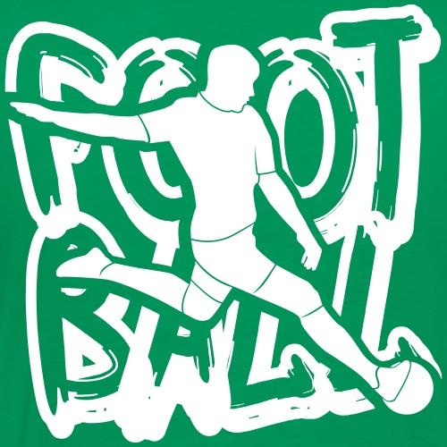 TAG FOOTBALL H - T-shirt Premium Homme