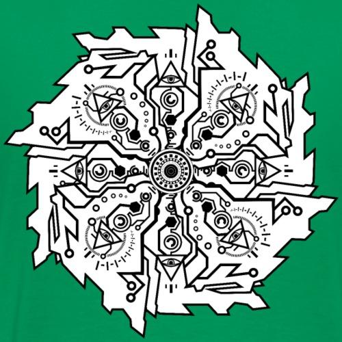 tekno karawane - Männer Premium T-Shirt