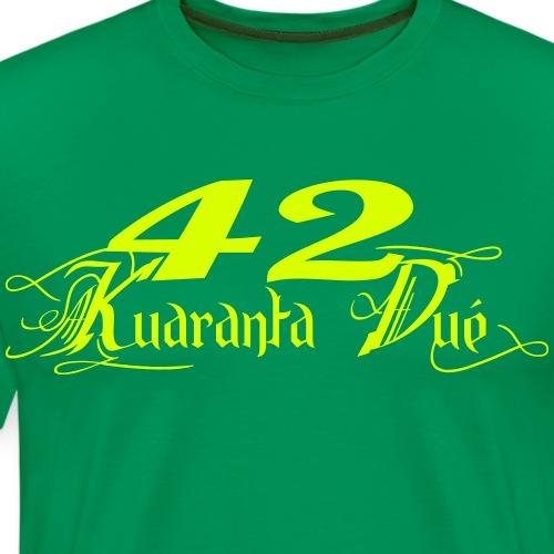 LOGO KD CLASSIK - T-shirt Premium Homme