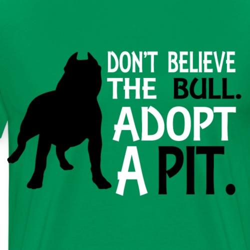 cooles hunde t shirt geschenkidee lustiges t shirt - Männer Premium T-Shirt