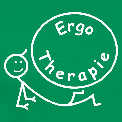 Ergotherapie / Ergotherapeut Shirt - Männer Premium T-Shirt
