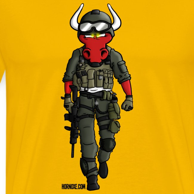 Soldier Oxe