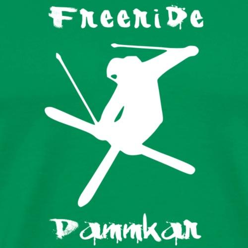 Freeride Dammkar - Männer Premium T-Shirt