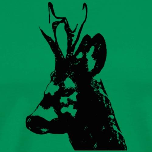 Rehbock - Männer Premium T-Shirt