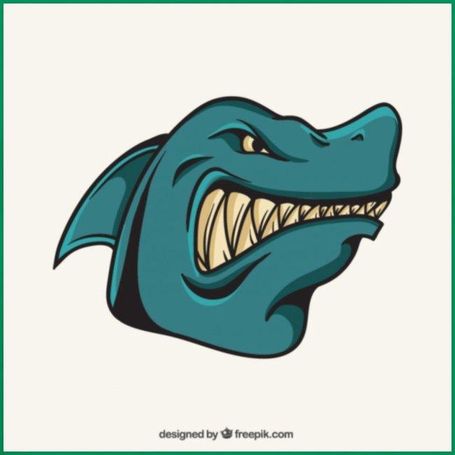 requin mascotte weelax