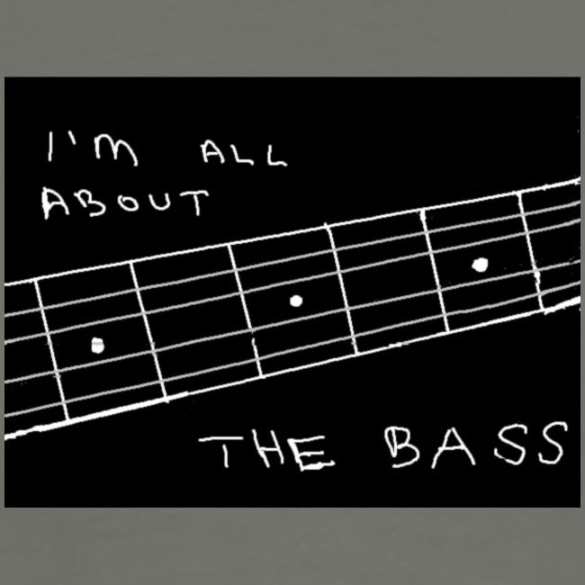 I M ALL ABOUT THE BASS