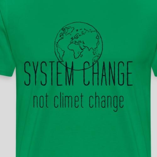 Fridays for future Erde System change