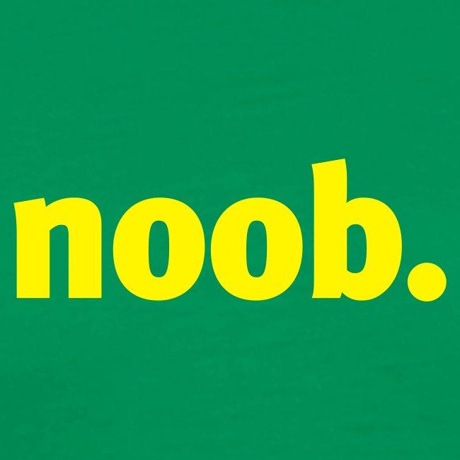 noob. (mug)