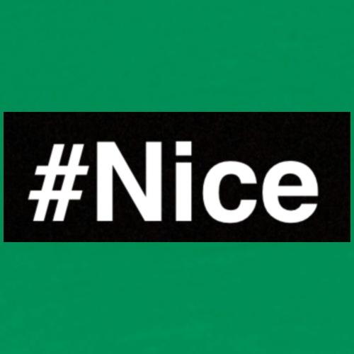 Nicee - Männer Premium T-Shirt