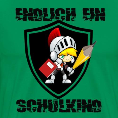 Endlich ein Schulkind #Ritter