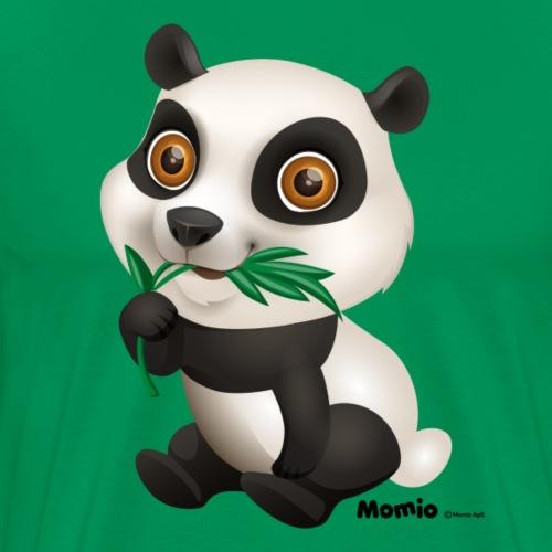 Panda - Premium T-skjorte for menn