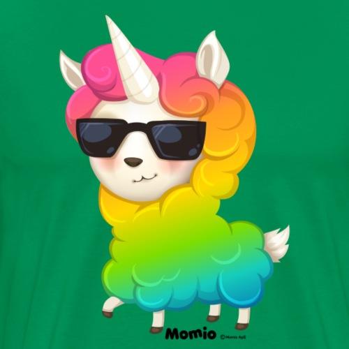 Rainbow animo - Premium T-skjorte for menn