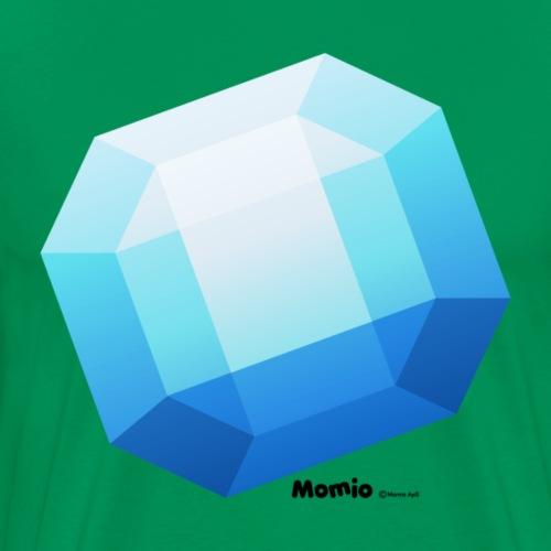 Safir - Premium T-skjorte for menn