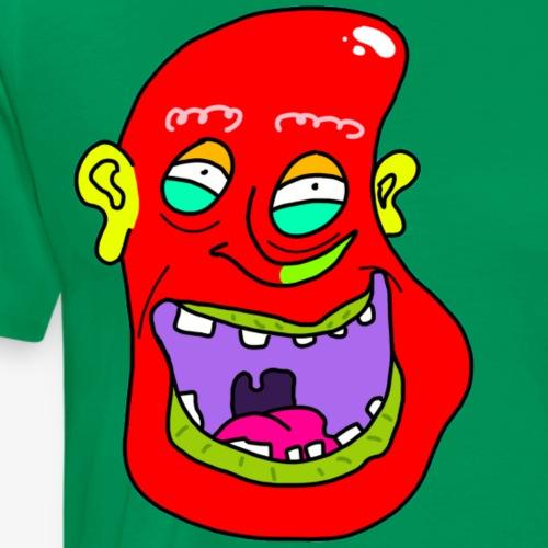 David - Premium-T-shirt herr