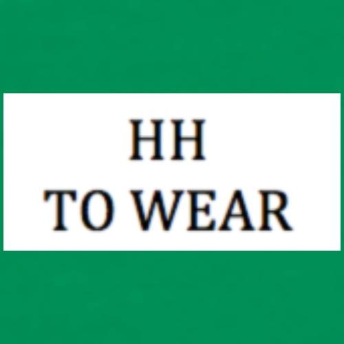 HH TO WEAR - Herre premium T-shirt
