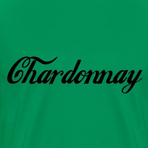 chardonnay - Männer Premium T-Shirt