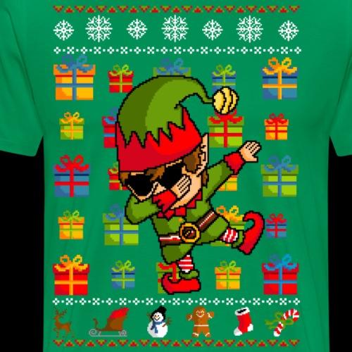Debbing Elf - Ugly christmas sweater