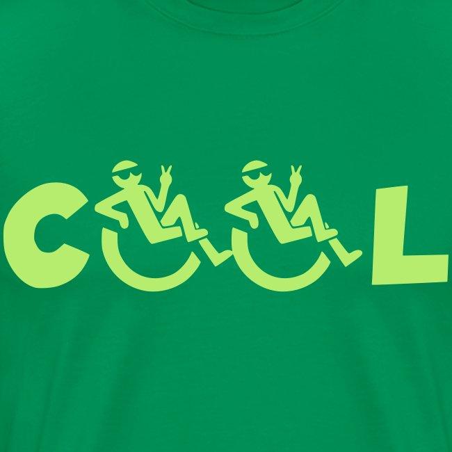 Cool rolstoel gebruiker 002