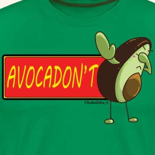 AvocaDON'T - Men's Premium T-Shirt