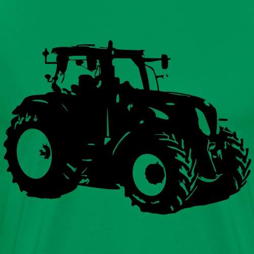 tracteur - T-shirt Premium Homme