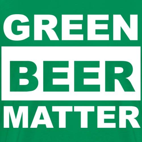 Green Beer Matter
