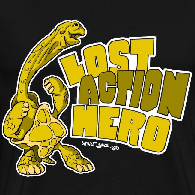 Riesenschildkröte - Lost Action Hero