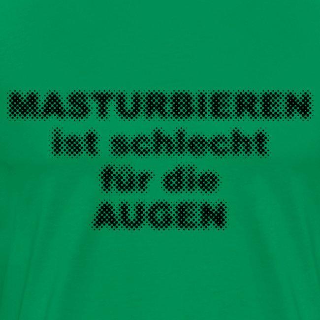 Masturbieren männer