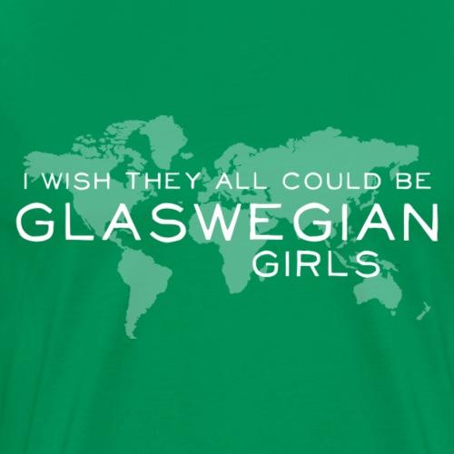 Glaswegian Girls - Men's Premium T-Shirt