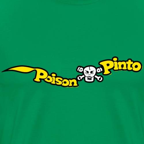 Poison Pinto - Mannen Premium T-shirt